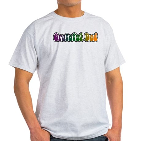 Grateful Dad Light T-Shirt