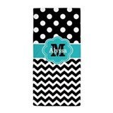 Monogrammed beach towel Beach Towels