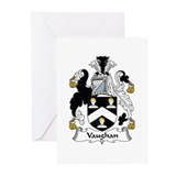 Vaughan (Wales) Greeting Cards (Pk of 10)