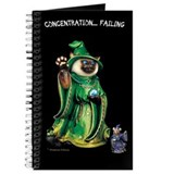 "Cat and Mouse Wizards ""Concentration"" Journal"