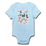 Cute Beautiful butterfly Infant Bodysuit