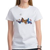 Cute Beautiful butterfly Tee