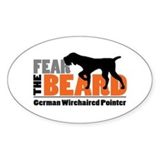 Fear the Beard - GWP Decal