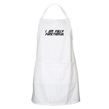 BBQ Apron | Gifts For A Geek | Geek T-Shirts