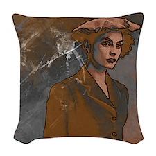 Giselle Woven Throw Pillow