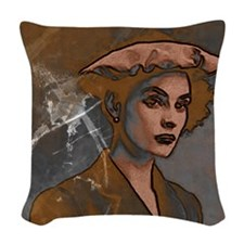 Giselle Woven Throw Pillow