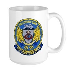 USS Yorktown Apollo 8 Coffee Mug
