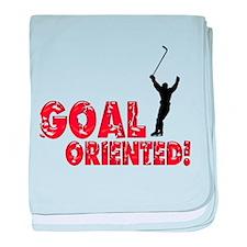 Goal Oriented baby blanket