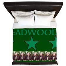 Wild Bill / Deadwood King Duvet