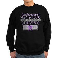 Fight to Survive Lupus Sweatshirt