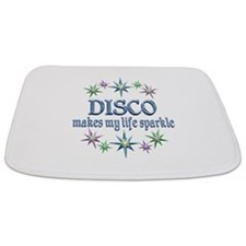 Disco Sparkles Bathmat
