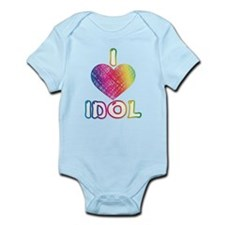 I Heart Idol Infant Bodysuit