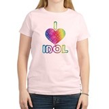 I Heart Idol T-Shirt