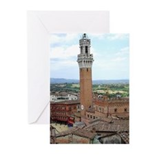 Cute Siena Greeting Cards (Pk of 20)