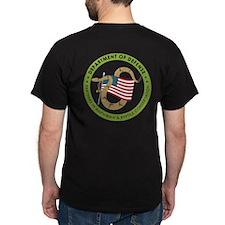 Men's T-Shirt (logo On Back)