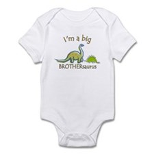 I'm a Big Brother Dinosaur Onesie