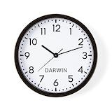 Newsroom darwin Wall Clocks