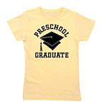 Preschool Graduate Girl's Tee