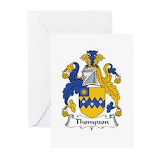 Thompson II Greeting Cards (Pk of 10)