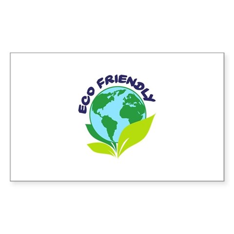 Eco Friendly Decal