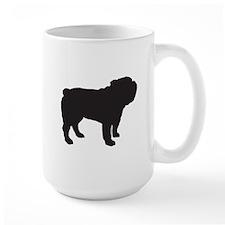 bulldog1_EditableText Mugs