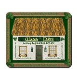 Walsh's Irish Cottage Mousepad