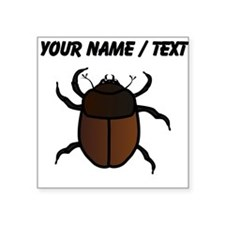 Custom Junebug Sticker