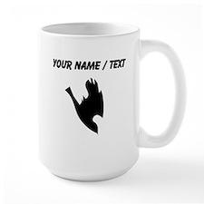 Custom Bird Silhouette Mugs