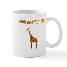Custom Giraffe Mugs