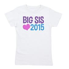 Big Sister 2015 Girl's Tee