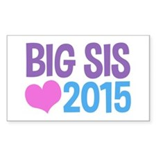 Big Sister 2015 Decal
