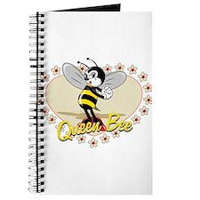 Cute Queen bee Journal