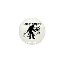 Bigfoot Tracker 3 Mini Button (10 pack)