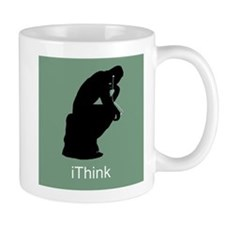 Ithink Green Mug Mugs