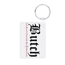 Butch Aluminum Photo Keychain Keychains