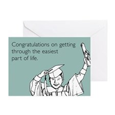 Easiest Part Greeting Cards (Pk of 20)