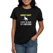 Walk Unicorn T-Shirt