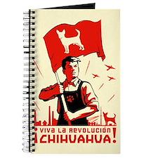 Chihuahua World Domination Journal