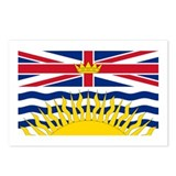 British Columbia Postcards (Package of 8)