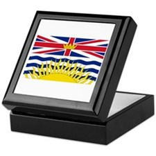 British Columbia Keepsake Box