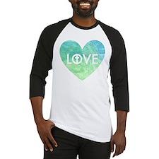 Love for Jesus Baseball Jersey
