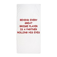BRIDGE3 Beach Towel
