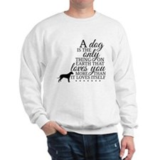 A Dog's Love Jumper