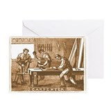 Carpenter Note Cards (Pk of 10)