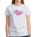 I Like Me Best Women's T-Shirt