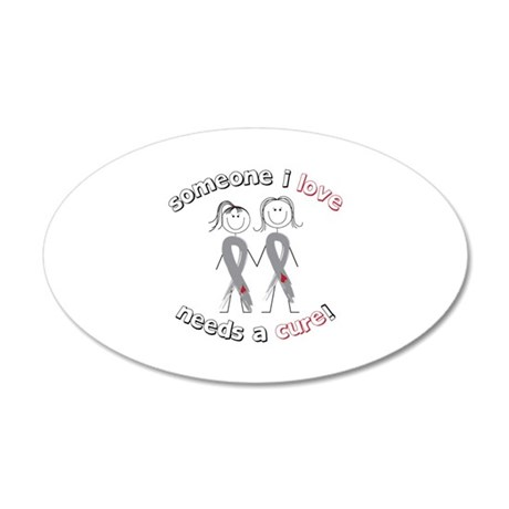 Someone I Love Needs A Cure! Wall Decal