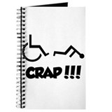 Cute Handicapped Journal