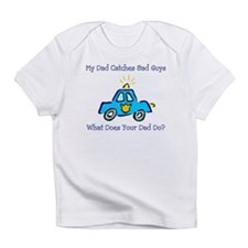 Cute Police Infant T-Shirt