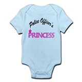 Police Officer's Princess Onesie