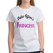Police Officer's Princess Tee